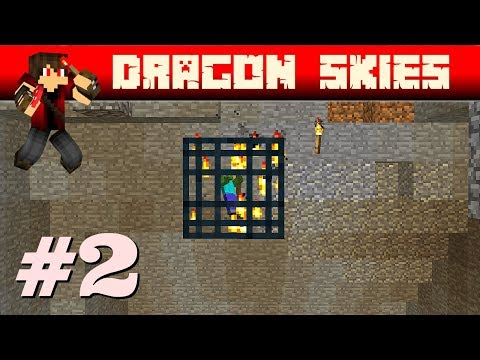 Will Zombie Villagers Spawn? | Dragon Skies E2