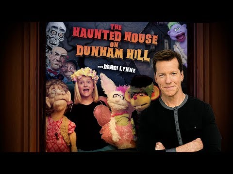 The Haunted House on Dunham Hill with Darci Lynne! | JEFF DUNHAM