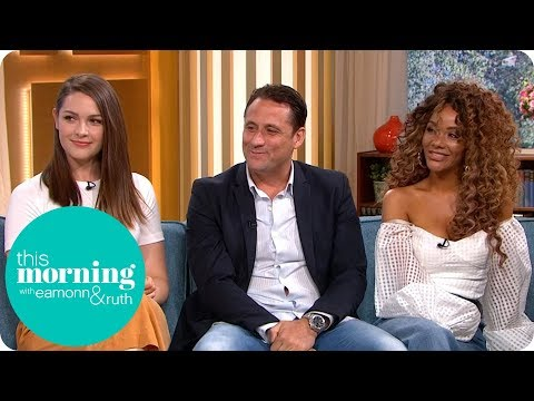 The Hollyoaks Cast Share How They Keep Their Storylines Believable | This Morning