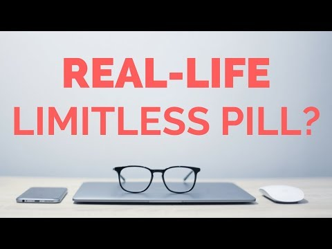 Modafinil Review | Real-Life Limitless Pill? | Modafinil Effects & Improvements