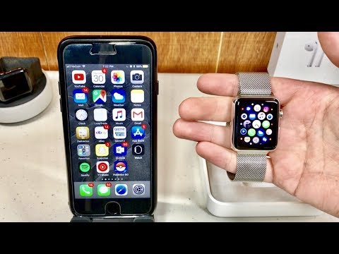 How To ERASE APPLE WATCH! Deactivate and Unpair Tutorial Guide