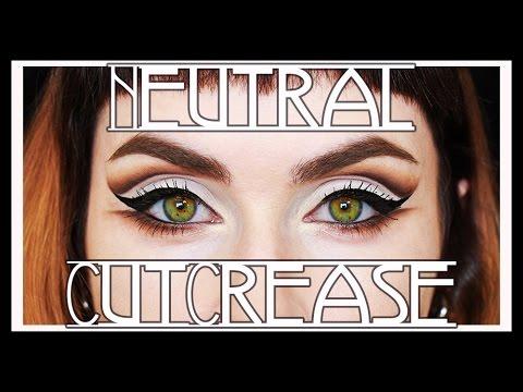 Cut Crease & Double Wing Makeup Tutorial | LetzMakeup