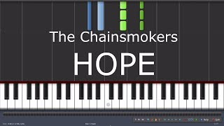 Hope Chainsmokers Piano Instamp3 Song Downloader