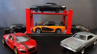 Fast and Furious Custom Cars - Hot Wheels - Fast & Furious Race Wars - Veilside RX7