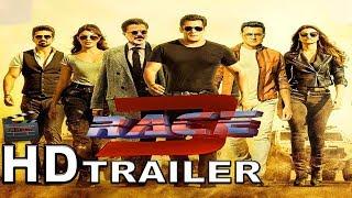 Race 3 Trailer | Salman Khan | Jacqueline Fernandez | Remo D