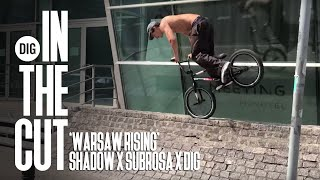 IN THE CUT - 'WARSAW RISING' - DIG X SHADOW X SUBROSA