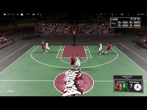 Amethyst Michael Finley Is A God! #NBA 2K17