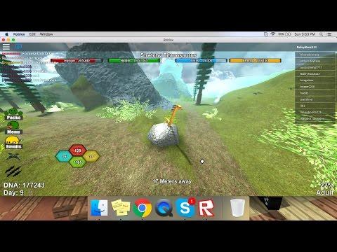 Dinosaur simulator in roblox hack glitch for dna