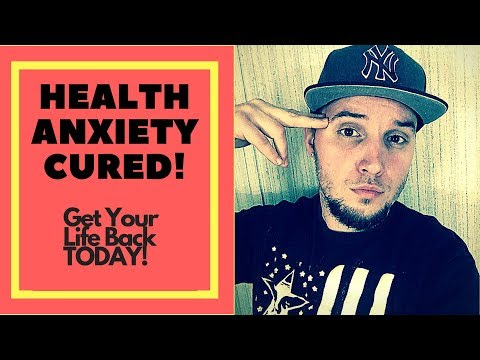 Health Anxiety - Cure Answered In Your Subsconscious Mind!