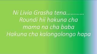 EXCLUSIVE!!!! Livia Grasha Lamba Lolo (Remix) Lyrics.