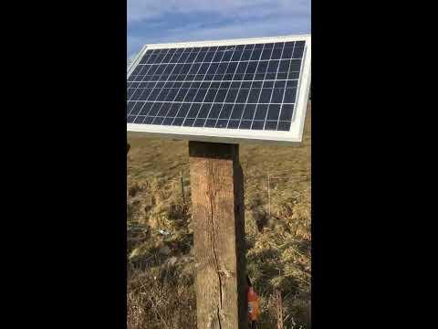 DIY Electric Fence part 2