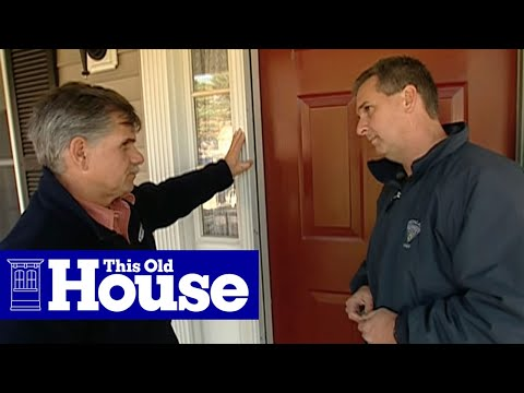 How to Repair a Split Door Jamb - This Old House
