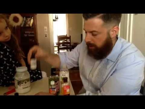 Make your own beard oil at home [Second Recipe: The Kitchen Sink]