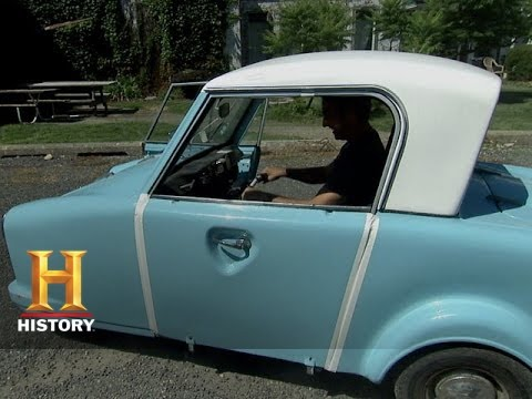 American Pickers: Driving Pint-Sized Cars | History