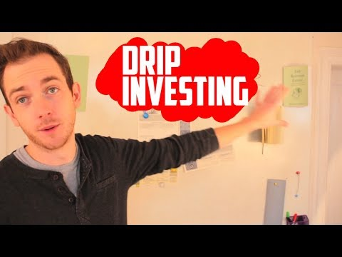 How to start DRIP Investing for kids. What is a Dividend Reinvesting Plan?