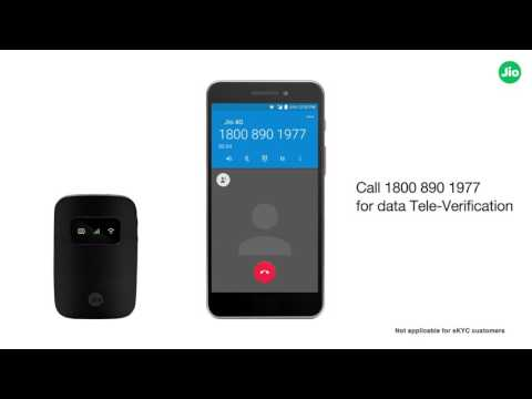 Jio4GVoice - How to Install Jio4GVoice App Using JioFi Device | Reliance Jio