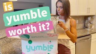 Are Yumble Kids Meals Worth It? (My 2021 Review + Unboxing)