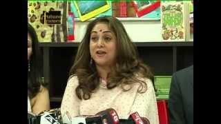 Tina Ambani, Zaheer Khan, Ashish Nehra come for Environment Day