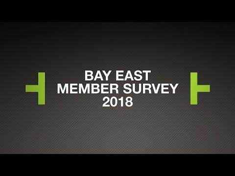 2018 Member Survey | Bay East BUZZ