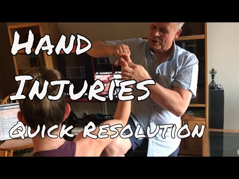 Motion Specific Release™ (MSR) - Hand Techniques