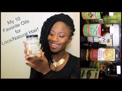 Loc Maintenance | My Top 10 Favorite Oils For Locs/Natural Hair! | JASMINE ROSE