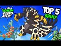 Top 5 Coolest Looking Shiny Pokemon In Omega Ruby and Alpha Sapphire!