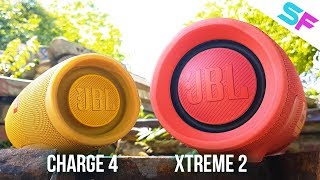 8 minutes, 21 seconds) Jbl Xtreme Vs Jbl Charge 3 Video
