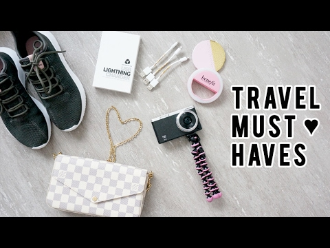 Travel Must Haves + Tips! #CharsTravels | Charmaine Dulak