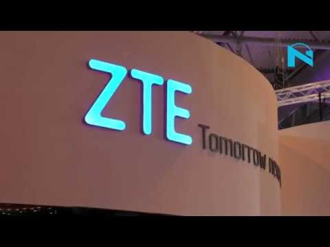 Eye-tracking and self-adhesive features in ZTE project CSX winning phone