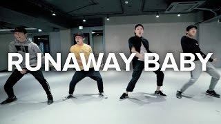 Runaway Baby  Bruno Mars  Assall Crew Choreography