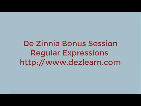 Regular Expressions in Java, Regular Expression Interview Questions.