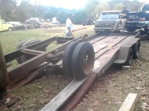 aquiring the 46 ford