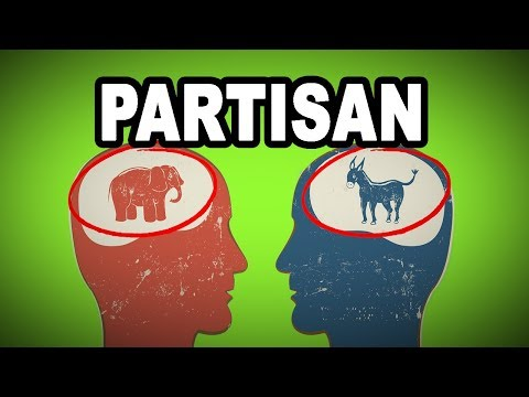 Learn English Words: PARTISAN - Meaning, Vocabulary with Pictures and Examples