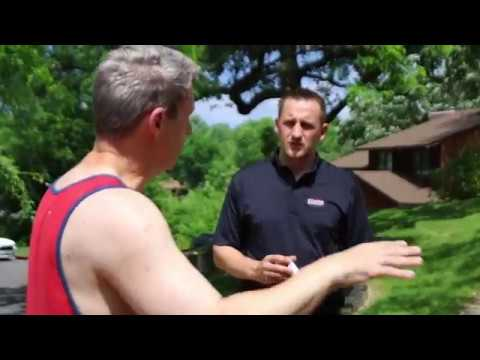 Storm Group Roofing : You Have to Pay your Deductible!  Larry Elder Spot