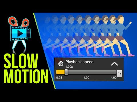 Real Time Video Slow Motion Tutorial | How To Make My Video Clip Slow Motion
