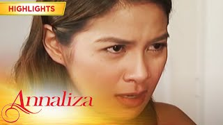 Stella becomes completely stuck in the situation | Annaliza