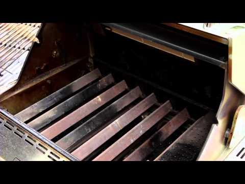 Weber Grills - Properly Cleaning Your Burner Tubes