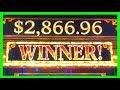 I NAILED IT BIG WINNING On Sword Of Destiny Slot Machine Bonuses With SDGuy1234