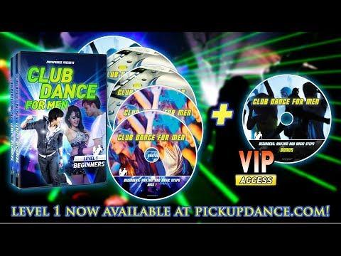 Club Dance For Men Level 1: Rhythm And Basic Steps Trailer