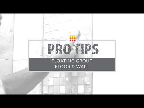 Tile Installation Video: How To Grout Tile