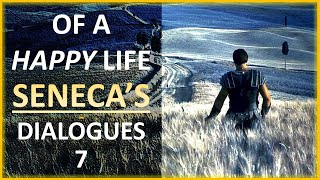 Seneca: Of a Happy Life - (Audiobook)