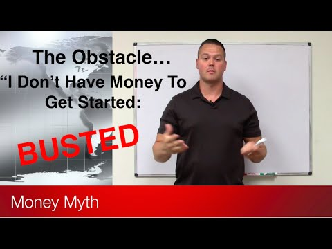 How to flip houses with no money----Money Myth!
