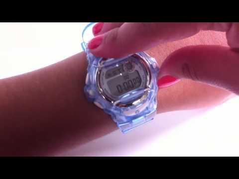 Casio Baby-G Whale Series Watch BG169R-2