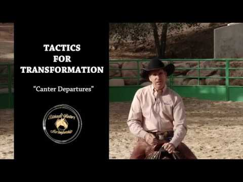 Canter Departure by Richard Winters & Weaver Leather
