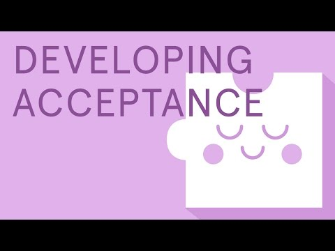 Acceptance: Letting go of resistance