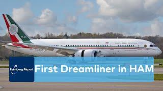 Boeing 787 Dreamliner | Landung & Takeoff am Hamburg Airport