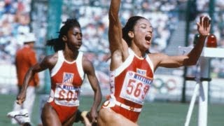 The sprinting records that still stand - Florence Griffith Joyner - Seoul 1988 Olympic Games