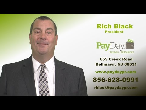 PayDay Payroll Services - Rick Black - Vidbi