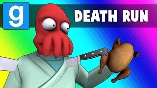 Gmod Deathrun Funny Moments - Thanksgiving Edition! (Garry