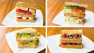 5 Delicious Sandwich Ideas  Healthy Weight Loss Recipes